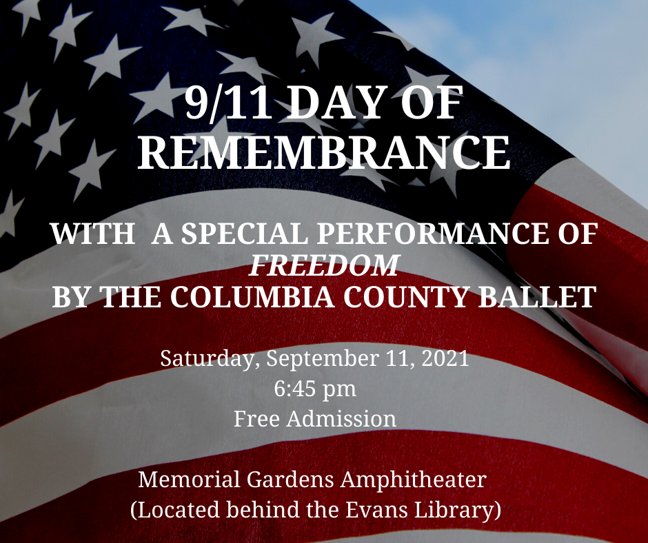 911 Day of Remembrance 2021