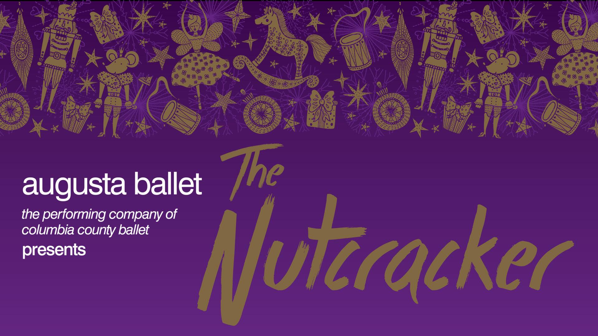 Nutcracker 2021 graphic from Ruskin